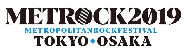 「METROPOLITAN ROCK FESTIVAL 2019」ロゴ