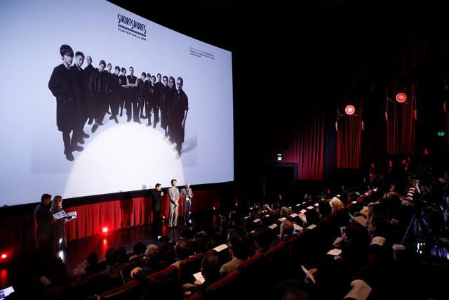 「ショートショート フィルムフェスティバル&アジア in ハリウッド」の様子。(Photo by Ryan Miller / Capture Imaging)