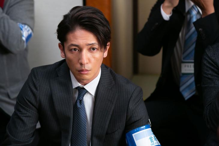 「盤上のアルファ~約束の将棋~」より玉木宏。(写真提供:NHK)