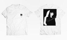 iri「Shade」完全生産限定盤特典Tシャツデザイン