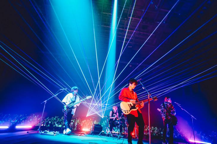 ストレイテナー「21st ANNIVERSARY ROCK BAND」の様子。(Photo by Viola Kam [V'z Twinkle])
