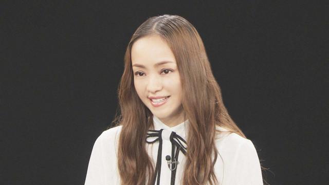 安室奈美恵(写真提供:NHK)