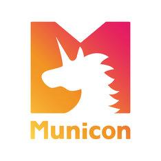 「Municon」ロゴ