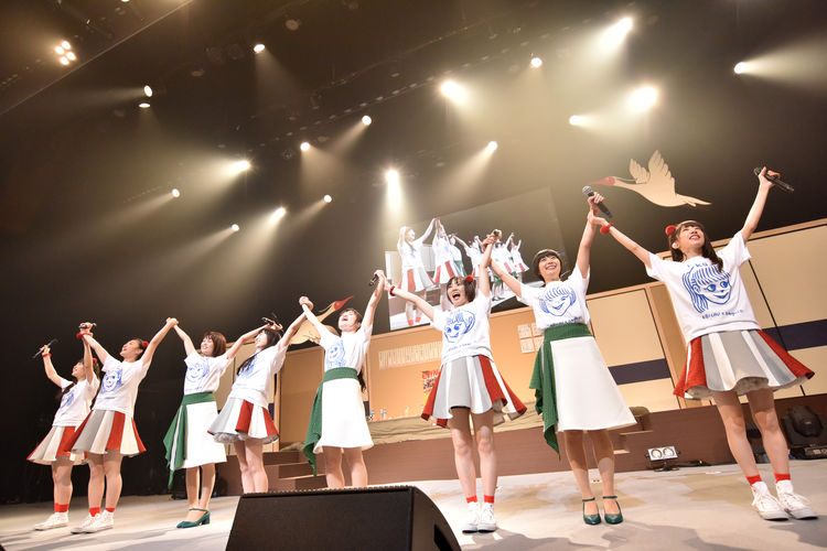 新潟県民から愛されるアイドルが最高の凱旋ライブを行う