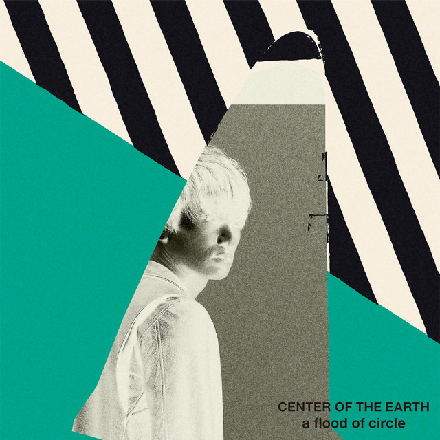 a flood of circle「CENTER OF THE EARTH」ジャケット