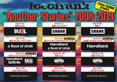 "「773Four RECORDS presents locofrank ""Another Stories TOUR 2019""」告知ビジュアル"