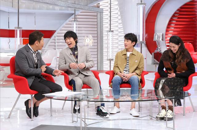 「おしゃれイズム」より。(c)日本テレビ