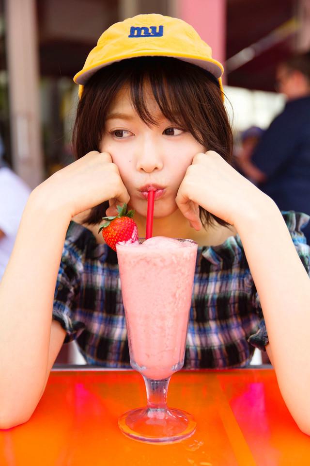 Keyakizaka46's Watanabe Risa to release first solo photo book
