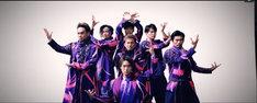 「桜」MVのワンシーン。