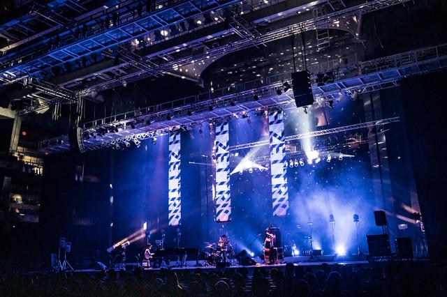"""H ZETTRIO「H ZETTRIO LIVE """"WITH US"""" in GRANSHIP」の様子。(Photo by Yuta Ito)"""