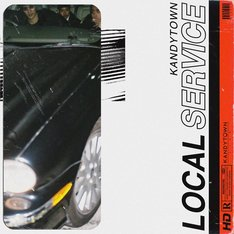 KANDYTOWN「LOCAL SERVICE」配信ジャケット