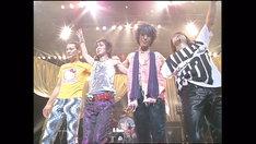 忌野清志郎Little Screaming Revue「TOUR 1998 TRAVELIN' CAFE」より。