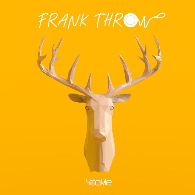 Yackle「FRANK THROW」ジャケット