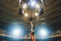 あいみょん「AIMYON BUDOKAN -1995-」の様子。(撮影:鈴木友莉)