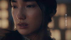 JUJU「ミライ」ミュージックビデオのワンシーン。