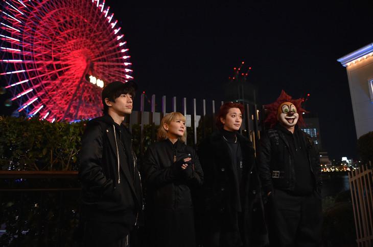 SEKAI NO OWARI (c)TBS