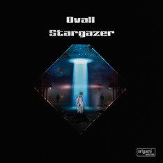 Ovall「Stargazer」配信ジャケット