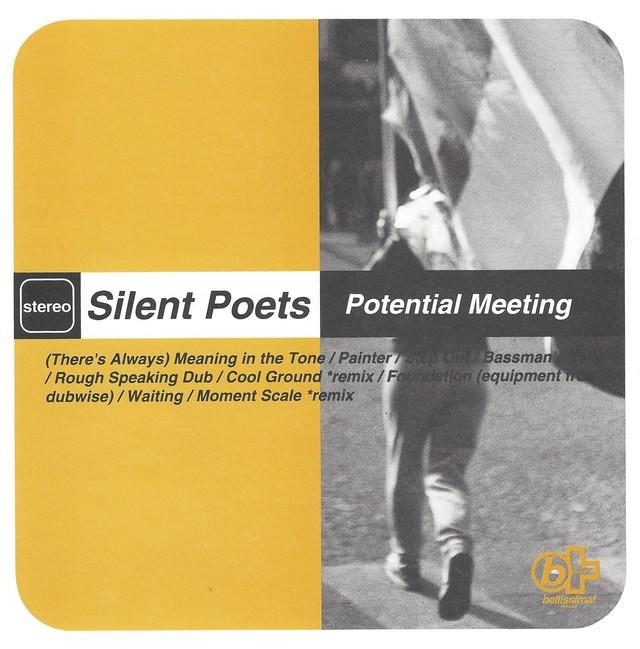 Silent Poets「Potential Meeting」(写真提供:内田将二)
