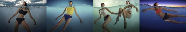 NIKE「Swim」(写真提供:内田将二)