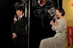 鈴木京香「dress-ing」発売記念スペシャルイベントの様子。(写真提供:SLENDERIE RECORD)