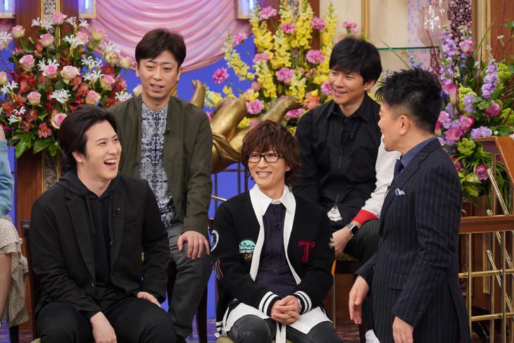 日本テレビ系「行列のできる法律相談所」3月3日放送回より。(c)日本テレビ