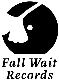 「Fall Wait Records」ロゴ