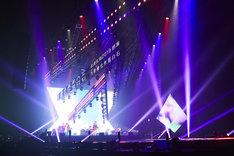 「米津玄師 2019 TOUR / 脊椎がオパールになる頃」幕張メッセ国際展示場3月10日公演の様子。(撮影:立脇卓)