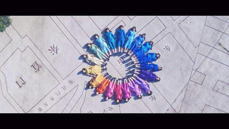日向坂: 日向坂46「JOYFUL LOVE」MV、岐阜の広大な土地で撮影(動画あり
