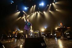 「増田俊樹Anniversary Event -This One-」東京・マイナビBLITZ赤坂公演の様子。(撮影:笹森健一)