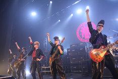 本日3月14日の川口総合文化センターリリア公演の様子。(撮影:スージー)