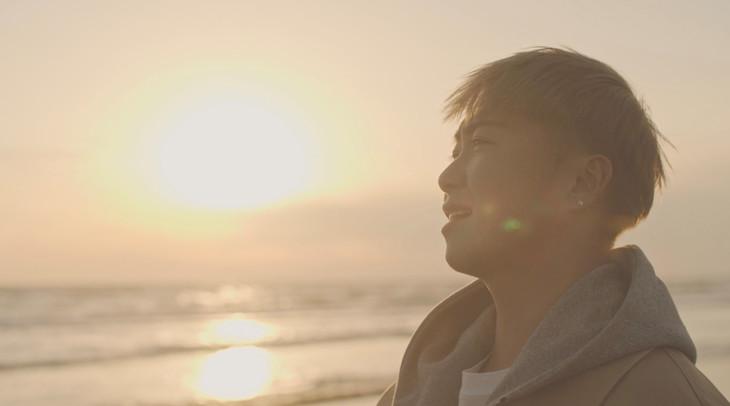 大野雄大(from Da-iCE)「この道の先に」ミュージックビデオより。