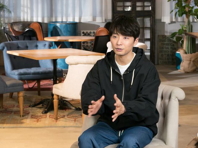 星野源(写真提供:NHK)