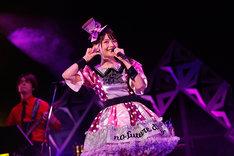 「上坂すみれのノーフューチャーダイアリー2019」最終公演の様子。
