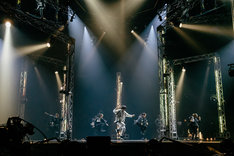 「DAICHI MIURA LIVE TOUR 2018-2019 ONE END」3月13日の大阪城ホール公演の様子。