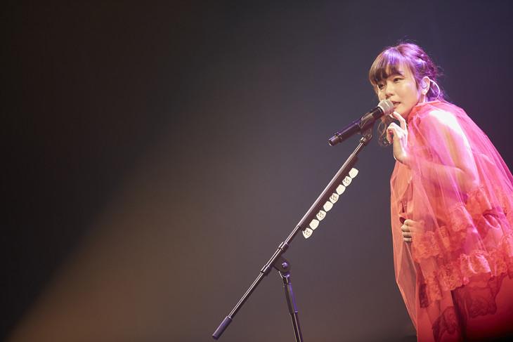 吉澤嘉代子(撮影:鳥居洋介)