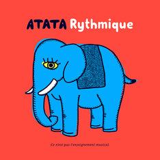 ATATA「Rythmique」ジャケット