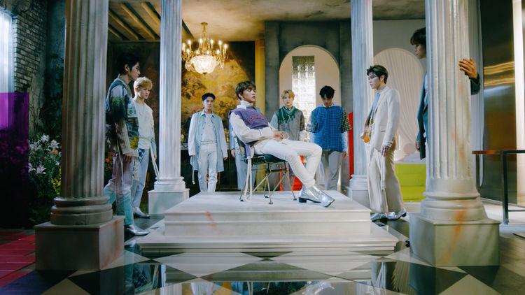 音楽ナタリー            NCT 127「Wakey-Wakey」MVでインベーダーダンス