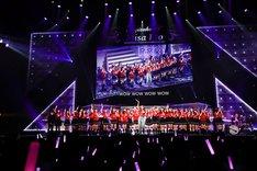 「乃木坂46 衛藤美彩 卒業ソロコンサート」の様子。(写真提供:ソニー・ミュージックレーベルズ)
