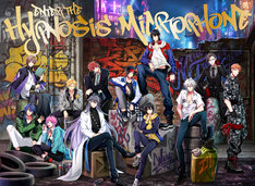 Enter the Hypnosis Microphone」初回限定LIVE盤ジャケット