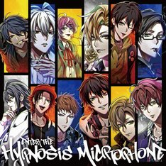 「Enter the Hypnosis Microphone」通常盤ジャケット