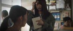 イオンカード「新生活キャンペーン」ショートムービー第2弾より。