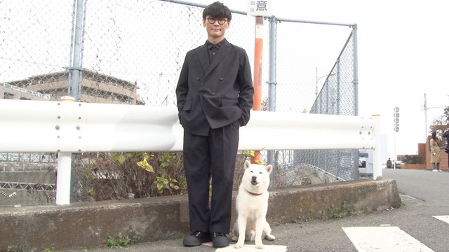 山口一郎(サカナクション)とお父さん。
