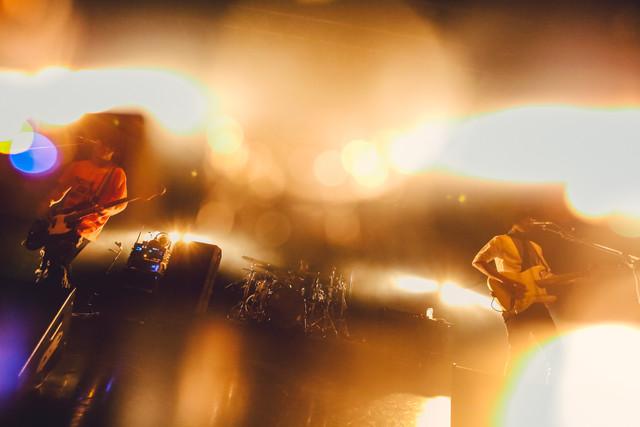 UNISON SQUARE GARDEN(Photo by Viola Kam[V'z Twinkle])