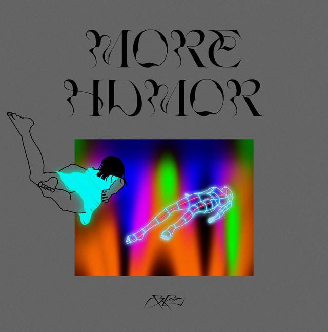 パスピエ「more humor」初回限定盤ジャケット