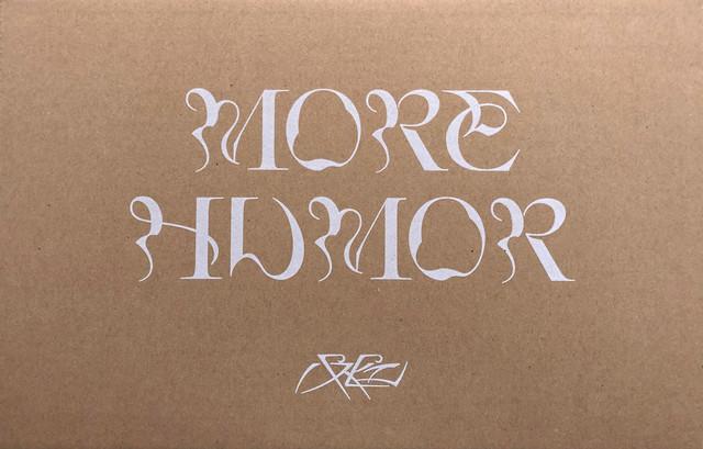 パスピエ「more humor」P.S.P.E盤ジャケット