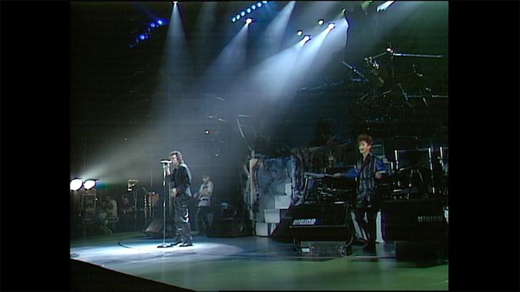 「T-MUE-NEEDS STARCAMP TOKYO 1988.08.25」のワンシーン。