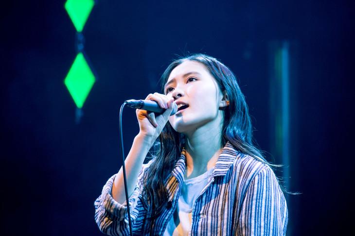 琴音「1st note TOUR 2019 -明日へ-」最終公演の様子。(撮影:八尾武志)