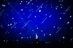 天月-あまつき-「Loveletter from Moon~Winter Tour 2018-2019~」東京・片柳アリーナ公演の様子。(撮影:大川晋児)