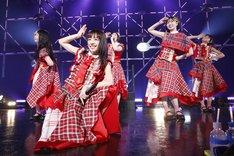 「私立恵比寿中学ライブハウスツアー2019 ~Listen to the MUSiC~」愛知・Zepp Nagoya公演の様子。(写真提供:ソニー・ミュージックレーベルズ)