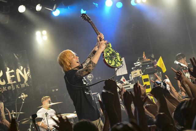 Ken Yokoyama(Photo by Teppei Kishida)